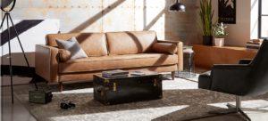 Backed Loveseat Sofa For Living Room in Lekki