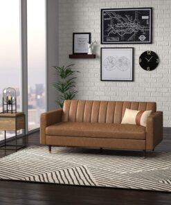 Backed Loveseat Furniture For Living Room