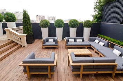 Exterior Furniture Design In Nigeria