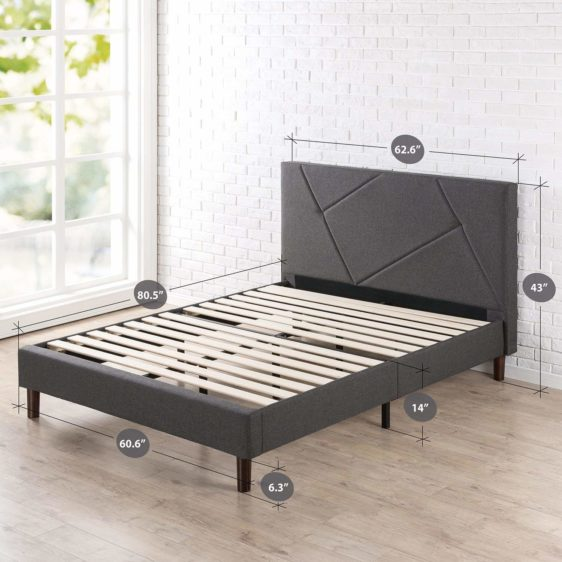 Modern Styling Bed in Lagos