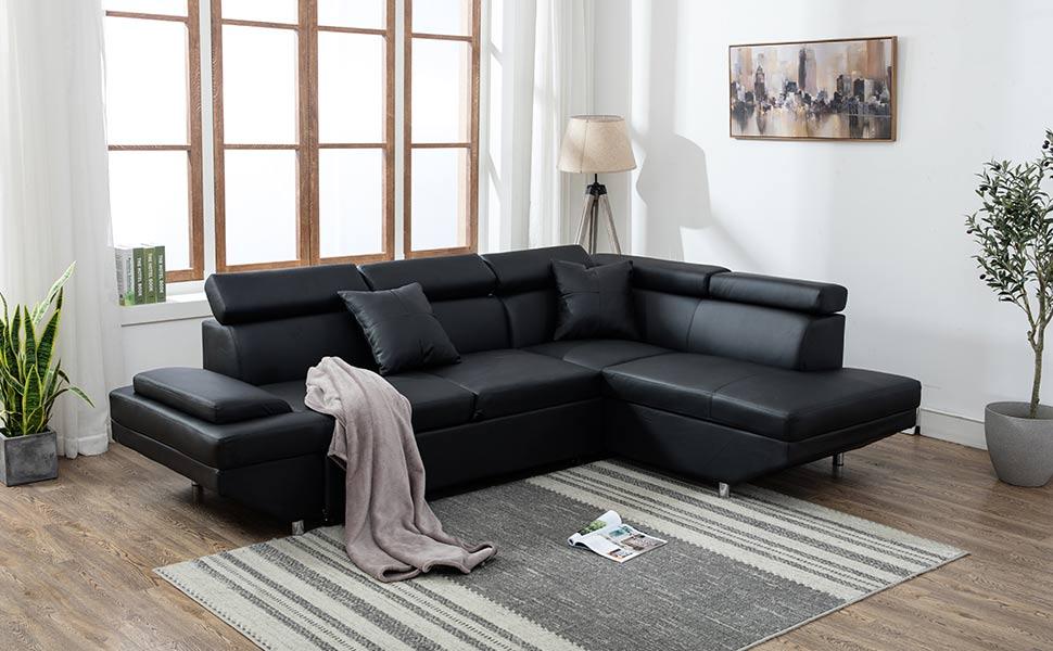 Sofa Bed Living Room in Allen Avenue