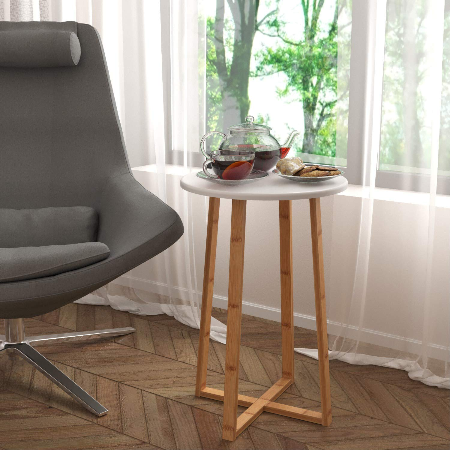 Side Table Modern Nightstand in Lagos