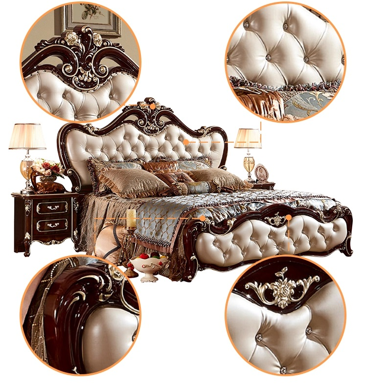 Bedroom Furniture With Wardrobe in Abuja