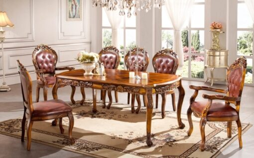 Extending Dining Room Sets In Lagos