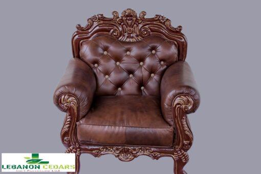 Italian Leather Chair in Lekki Lagos