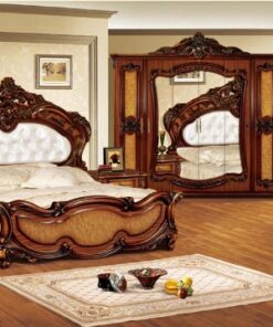 Royal luxury Latest turkish style bedroom