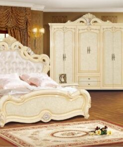 Royal luxury Latest turkish style bedroom furniture