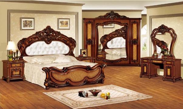 Royal luxury Latest turkish style bedroom