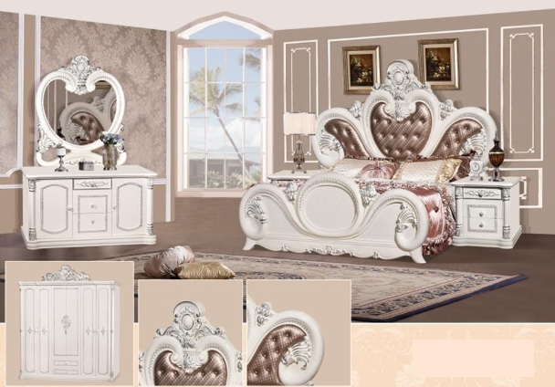 bedroom furniture king size bedroom in Lagos